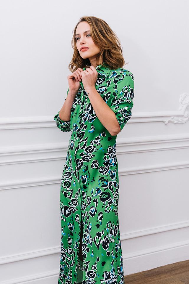 DRESS AURELIA B / LEO 02