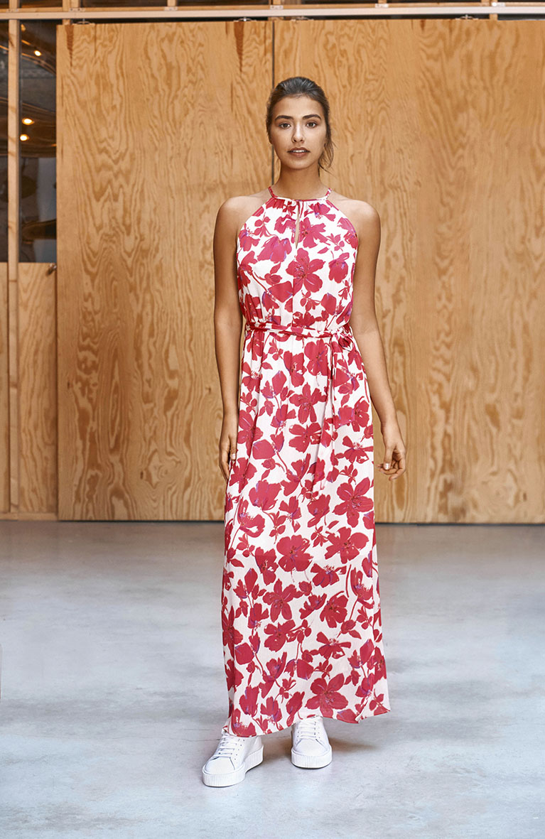 DRESS ROSE KRIVA 01