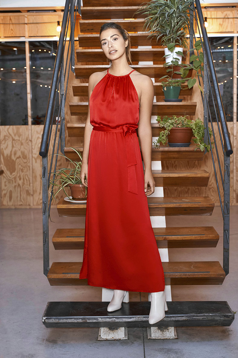 DRESS ROSE PERLA 04