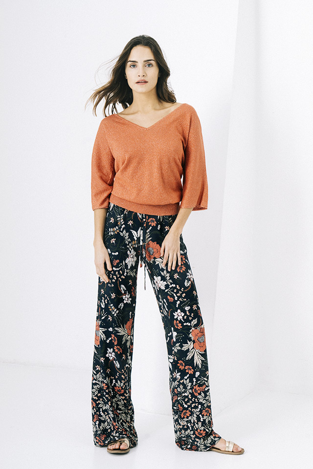 PULL PIPA DIANA MUSK / PANTS PRIMUS KATIE